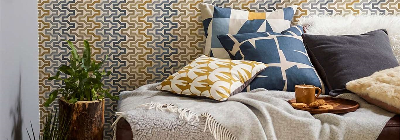 10% OFF All Wallpaper and Fabric