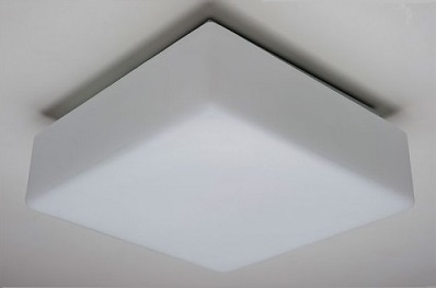 Tito Square ceiling light