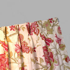 Double Pleat Curtain
