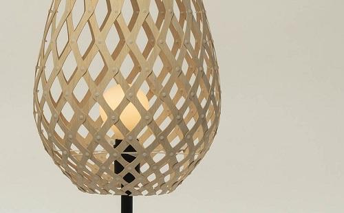 Kōura Table Lamp By David Trubridge