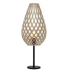 David Trubridge Koura Table Lamp shade