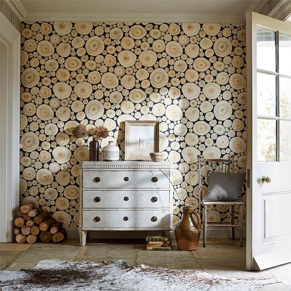 Sanderson – 'Embleton Bay' Wallpapers
